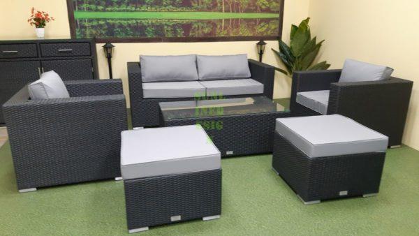 Luisa set 2 Мебель ротанг для отдыха