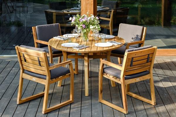 Садовая мебель MODENA 120 dining set