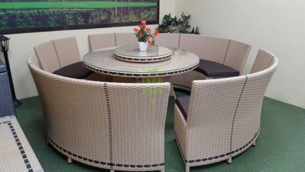 China beige Мебель из ротанга