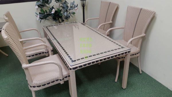 Domino Мебель из ротанга уличная