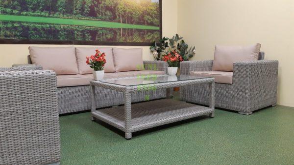 Фото-Enigma Лаунж мебель из ротанга