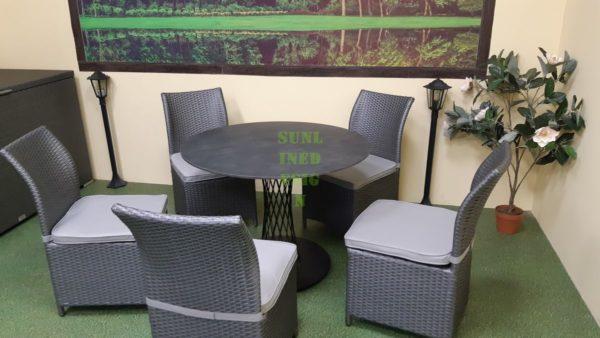 Фото-Плетеная мебель Lotus set 5