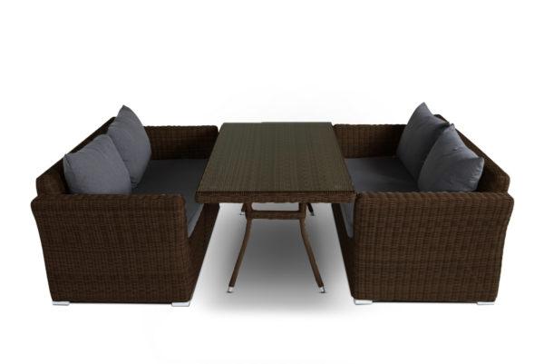 Плетеная мебель Mokko brown