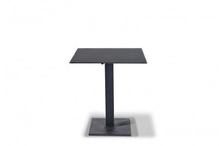 Стол для кафе Cafe 80 grey granite HPL