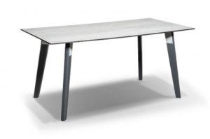 Стол для кафе Marco 160 light grey HPL