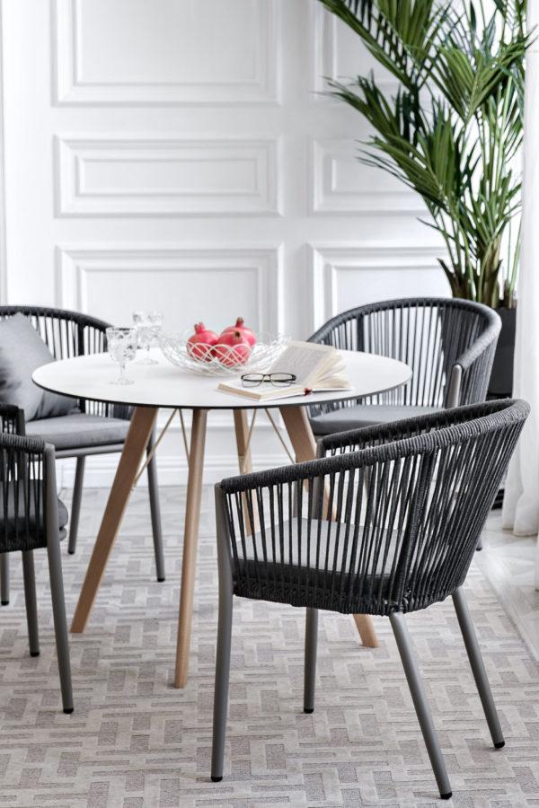 Столовая мебель веранд Francesco