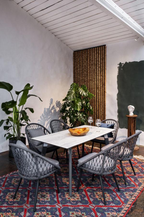 Marco Обеденная мебель для террасы и гостиной