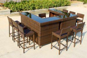 Плетеная мебель Lucky Bar