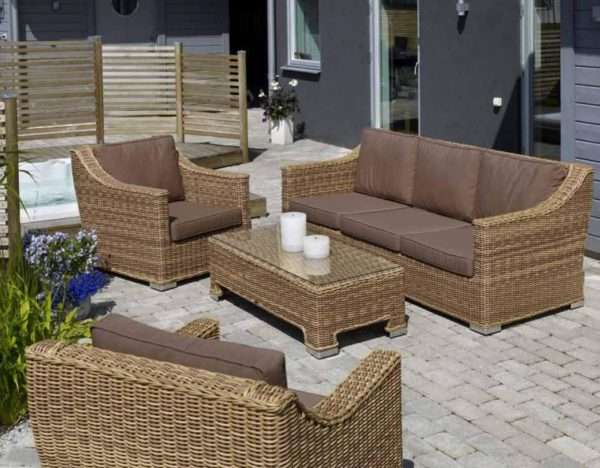 ROXINA Плетеная мебель Brafab