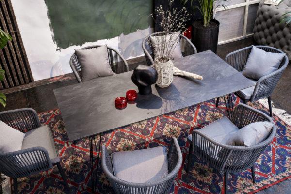Russo Обеденная мебель для дома и веранды
