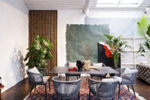 Russo Столовая мебель для веранды и гостиной