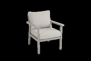 "Кресло садовое ""SAMVARO"" white brafab"