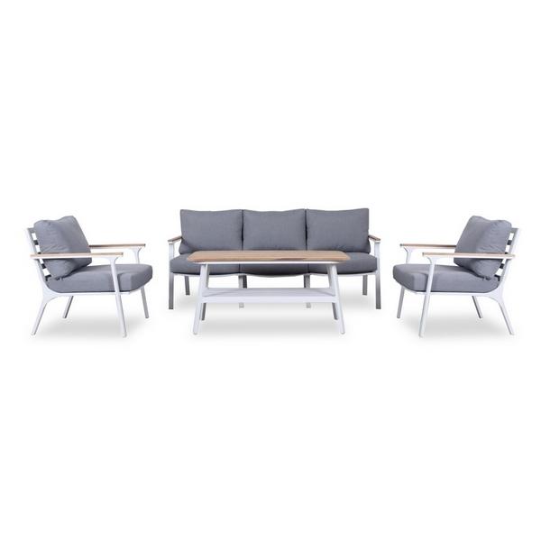 Садовая мебель CONCORDE white