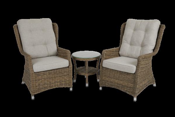 VALLMO Комплект плетеной мебели