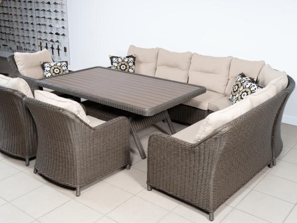 Фото-Confidens Комплект мебели из ротанга