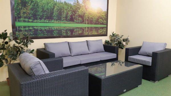 Luisa set 4 Комплект мебели из искусственного ротанга