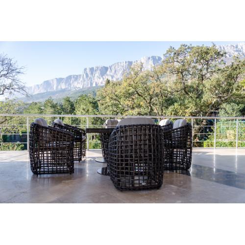Santorini Мебель из искусственного ротанга