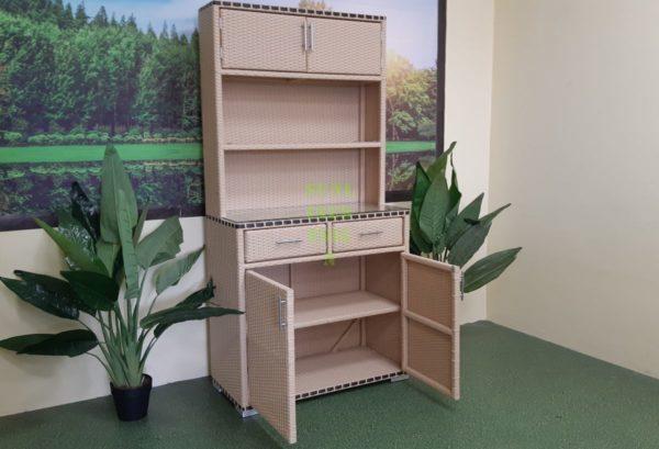 Aura шкаф плетеная мебель