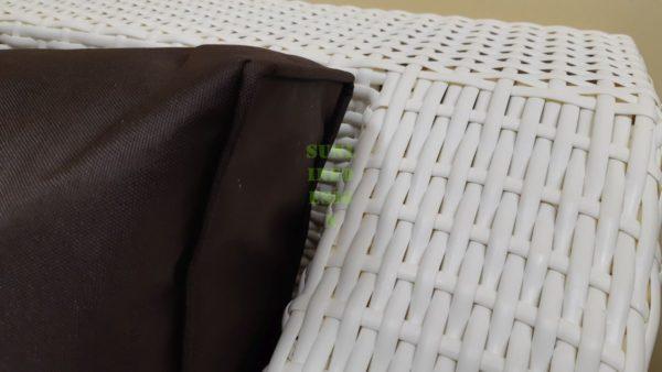 Era Плетение ротанг и цвет ткани